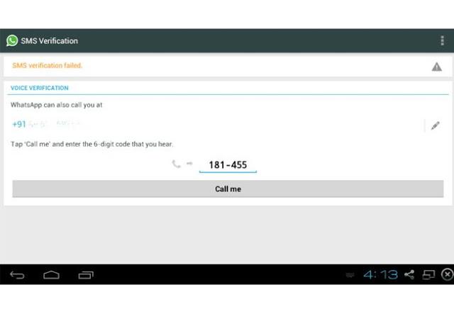 Cara Membuat Whatsapp Tanpa Nomor HP