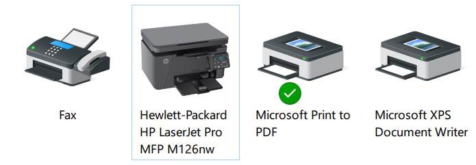 Cara Mengubah Printer Default di Windows 10