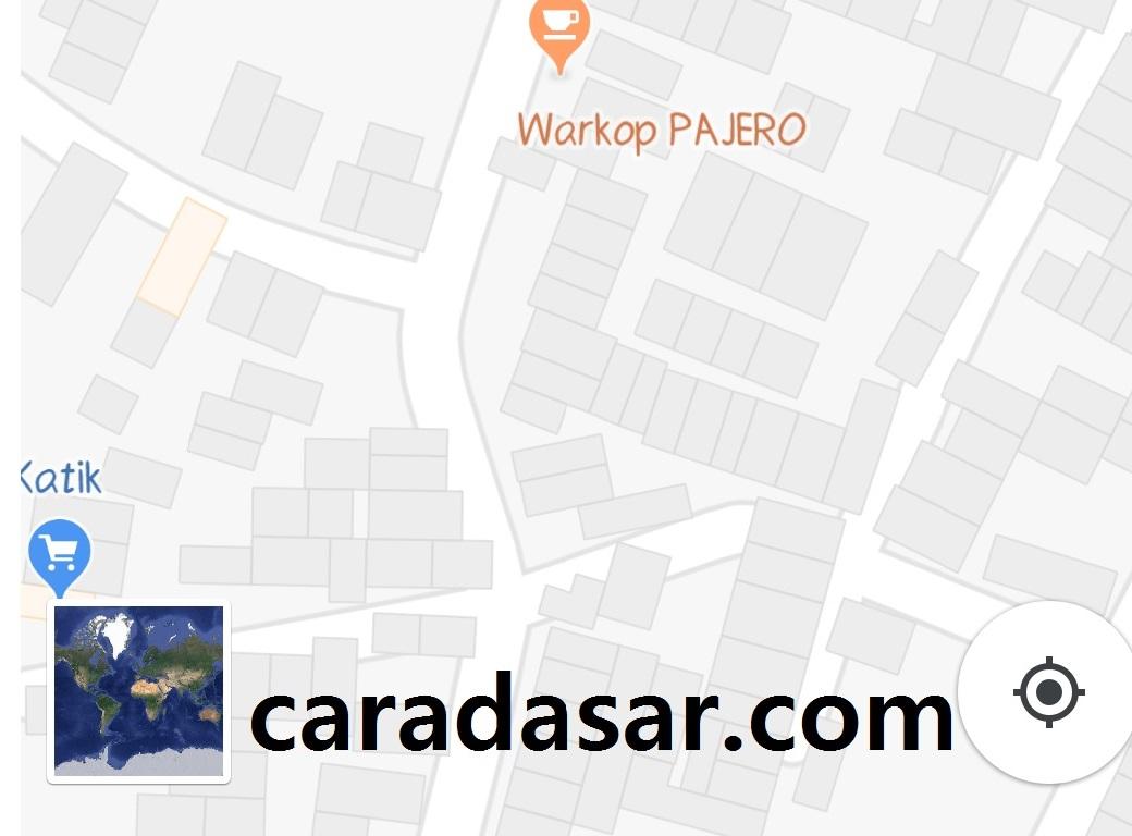 cara mendaftar lokasi google maps