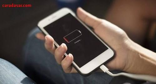 cara merawat baterai tanam smartphone
