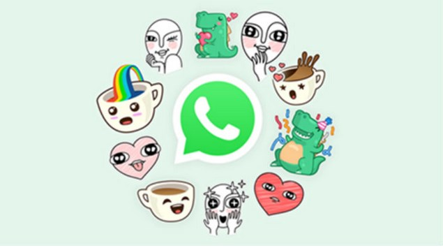 Photo of Cara Membuat Stiker WhatsApp Sendiri Dengan Foto Sendiri