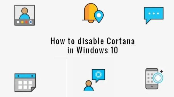 Cara Mematikan Cortana di Windows 10