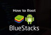 Cara Root BlueStacks