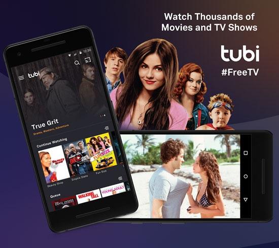 Tubi Aplikasi Android Untuk Nonton Film