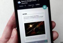 Cara Menyimpan Halaman Web Menjadi PDF di HP Android