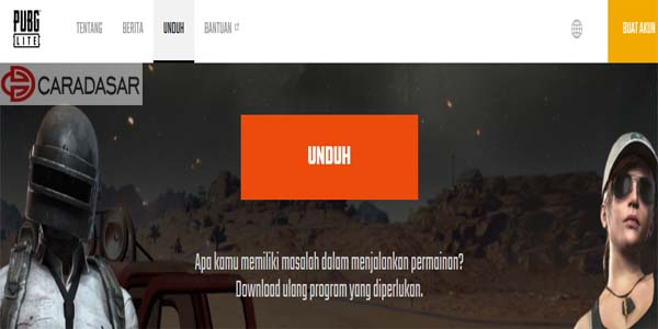 Cara Download PUBG Lite di PC Spesifikasi Rendah