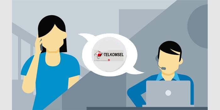 Meminta Bantuan Operator Telkomsel