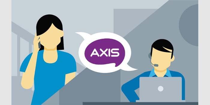 Menghubungi Operator Axis