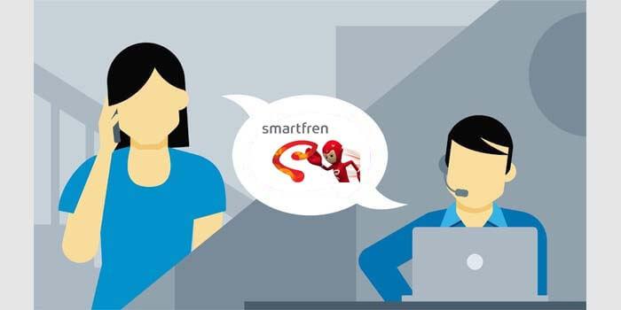 Menghubungi Operator Smartfren