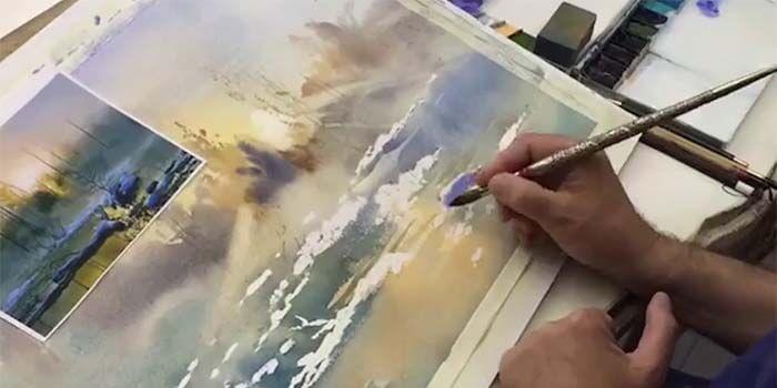 Teknik Seni Lukis
